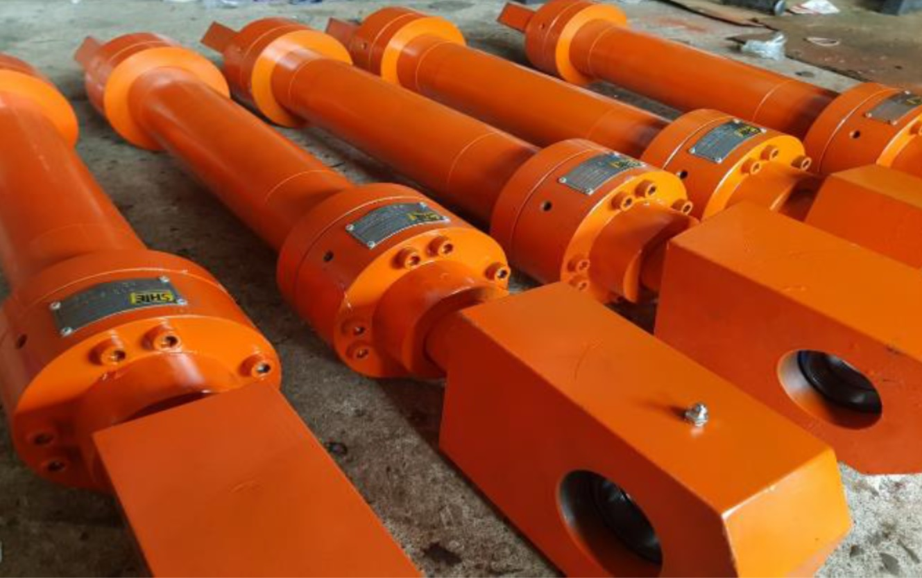 Designing and Manufacturing hydraulic cylinder as required